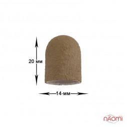 Ковпачок насадка для фрезера D 13 мм, абразивність 320 грит