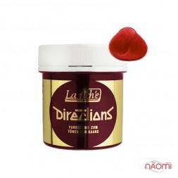 Фарба для волосся Directions Poppy Red відтінкова, 89 мл