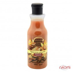 Крем-гель для душа ENERGY of Vitamins Шоколад с ванилью, 250 мл