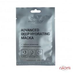 Маска Via Beauty Advanced Deep Hydrating для лица, увлажняющая