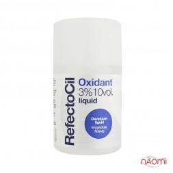 Окислювач рідкий 3 % RefectoCil Oxidant Liquid, 100 мл