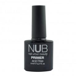 Праймер безкислотный Nub Nail Urban Beauty, 8 мл