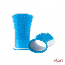 Гребінець Tangle Teezer Aqua Splash Blue Lagoon, колір блакитний
