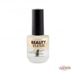 Спа эликсир для укрепления ногтей Naomi Beauty Elexir, 15 мл