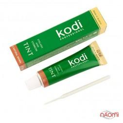 Краска для бровей и ресниц Kodi Professional № 2 Natural Brown, цвет светло-коричневый, 15 мл