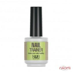 Засіб для зміцнення нігтів NUB Nail Trainer, 15 мл