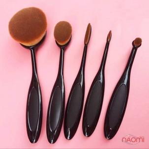 Набор кистей для макияжа Mermaid multipurpose brush, 5 шт.
