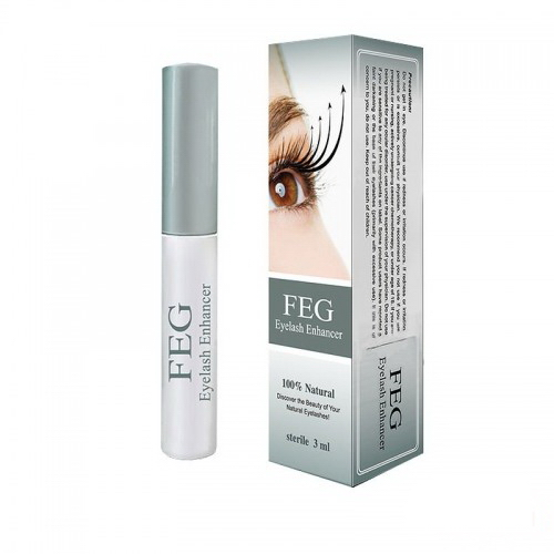 Средство для усиленного роста ресниц ФЕГ FEG Eyelash Enhancer, 3 мл, фото 1, 185.00 грн.