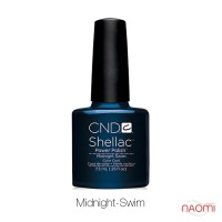 CND Shellac Midnight Swim, 7,3мл