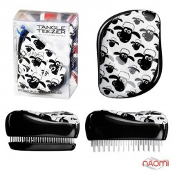 Расческа Tangle Teezer Compact Styler Shaun The Sheep , Баранчик Шон