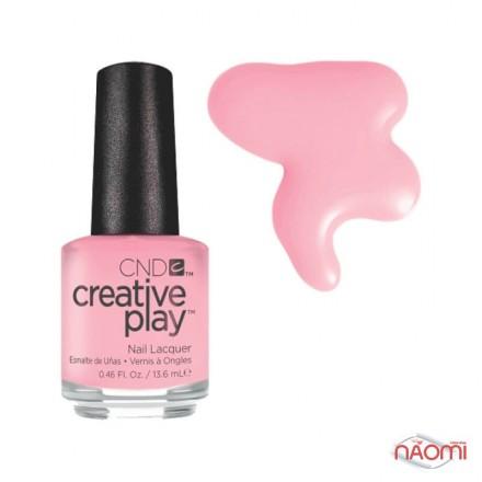 Лак CND Creative Play 403 Bubba Glam, розовый, 13,6 мл, фото 1, 139.00 грн.