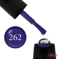 Гель-лак Kodi Professional 262 глубокий синий, 8 мл
