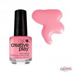 Лак CND Creative Play 404 Oh Flamingo, розовый, 13,6 мл