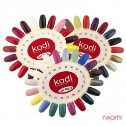 Палитра Kodi для гель-краски (4шт)