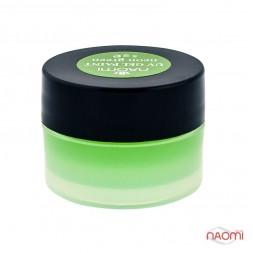 Гель-краска Naomi UV Gel Paint Neon Green, цвет неоновый зеленый, 5 г