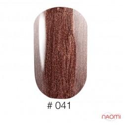Лак Naomi 041 медовый перламутровый, 12 мл