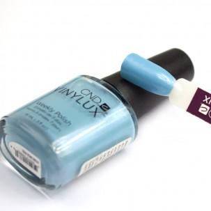 Лак CND Vinylux Weekly Polish 102 Azure Wish лазурно-голубой оттенок, 15 мл