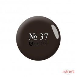 Акриловая краска Salon Professional 37 чёрная, 3 мл
