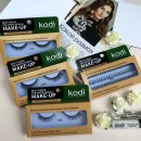 Вії накладні Kodi Professional № 1001, на стрічці, чорні, фото 2, 70.00 грн.