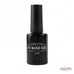 База для гелю Naomi UV Base Gel, 12 мл