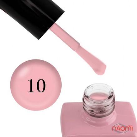 Гель-лак однофазный Master Professional 10 розовая пудра эмалевый, 10 мл, фото 1, 120.00 грн.