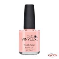 Лак CND Vinylux Flirtation 214 Be Demure, розовый, 15 мл