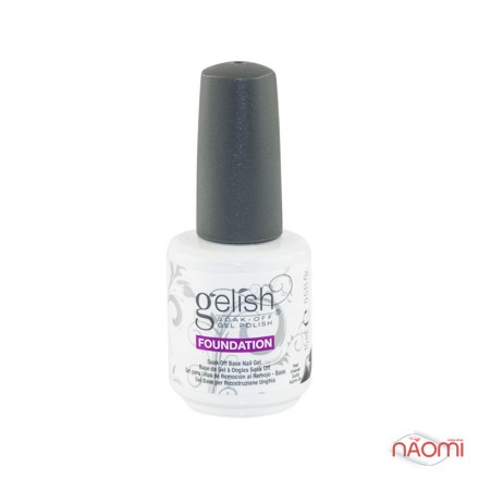 База для гель-лака - GELISH Foundation Soak Off Gel, 15 мл, фото 1, 625.00 грн.