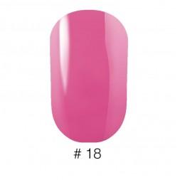 Лак Naomi VINYTONE 18 ярко-розовый, 12 мл