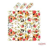 Слайдер-дизайн - Квіти - N-223p