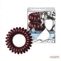 Резинка-браслет для волос Invisibobble ORIGINAL Burgundy Dream, цвет бордо, 30х16 мм, 3 шт.