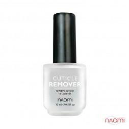 Гель для удаления кутикулы Naomi Cuticle Remover, 15 мл