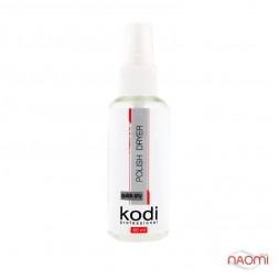 Спрей сушка/закріплювач для лаку Kodi Professional, 60 мл