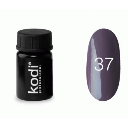 Гель-краска Kodi Professional 37 бледно-лиловый, 4 мл, фото 1, 57.00 грн.