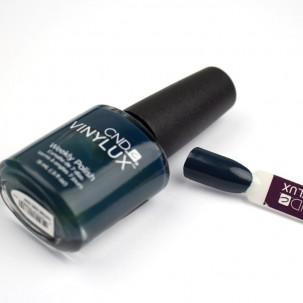 Лак CND Vinylux Weekly Polish 200 Couture Cove сине-зеленый, 15 мл