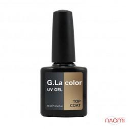 Топ для гель-лака G.La color UV Gel Top CoaT 10 мл