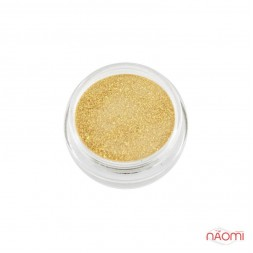 Акриловая пудра My Nail № 079, цвет золотистый с микроблеском, 2 г