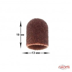 Колпачок насадка для фрезера D 13 мм, абразивность 80 NNS-04