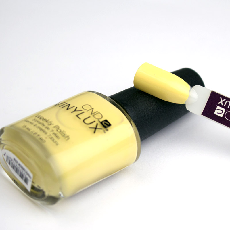 Лак CND Vinylux Flirtation 218 Honey Darlin, пастельно-жёлтый, 15 мл, фото 2, 149.00 грн.