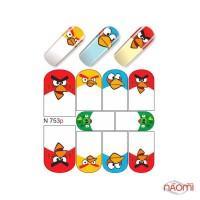 Слайдер-дизайн N 753 р Angry birds