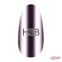 Лак Kodi Professional Hollywood H 38 светлый баклажан хроматик, 8 мл