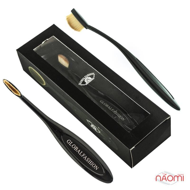 Кисть для макияжа Зубная щетка Global Fashion, размер S, фото 2, 79.00 грн.