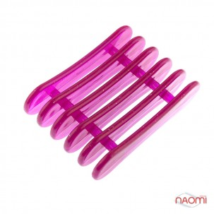 Підставка-тримач для пензликів пластикова, 5 секцій