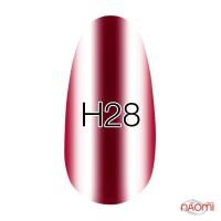 Лак Kodi Professional Hollywood H 28 малиново-червоний, хроматик, 8 мл