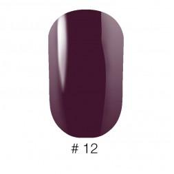 Лак Naomi VINYTONE 12 бордово-лиловый с шиммерами, 12 мл