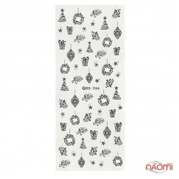 Слайдер-дизайн DS 266 Різдво