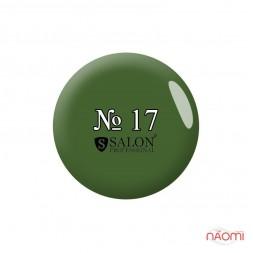 Акриловая краска Salon Professional 17 зелёная, 3 мл