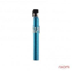 Блестки Salon Professional, размер 004 015 цвет синий, в пробирке