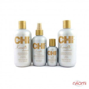 Шампунь восстанавливающий CHI Keratin Reconstructing Shampoo, 355 мл