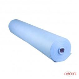 Одноразовые простыни Etto 0,8 х 100, цвет голубой, плотность 25