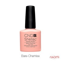 CND Shellac Intimates Bare Chemise персиково – бежевый, 7,3 мл